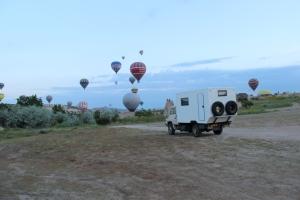 Cappadocia_Ballons