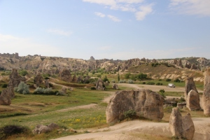 Cappadocia_campsite