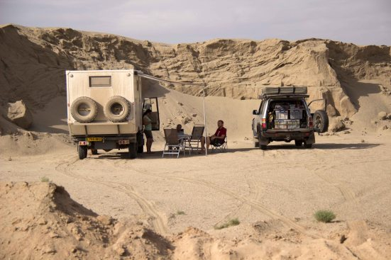 Gobi Camp spot 2