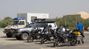 Vehicle line up