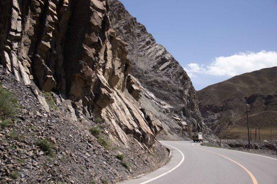 Route to Tongren